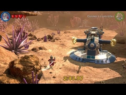 Lego Star Wars Iii The Clone Wars Bounty Hunter Missions 1 8