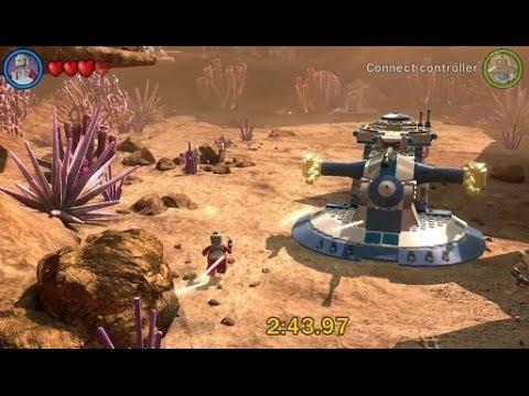 lego star wars iii: the clone wars - bounty hunter missions 1-8