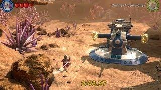LEGO Star Wars III: The Clone Wars - Bounty Hunter Missions 1-8 (Gold Bricks)