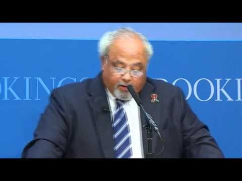 Ambassador Goosby Delivers Remarks about AIDS 2012 Conference