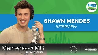 "Shawn Mendes on ""In My Blood,"" and Playing at the Queen of England"