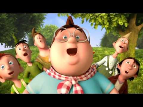 Гномы - детская песня
