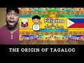 TAGALOG IS A DIVINE LANGUAGE?    Reaction