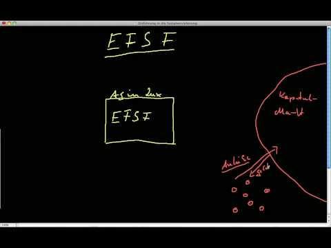 Was ist EFSF ? Euro-Rettungsschirm 1