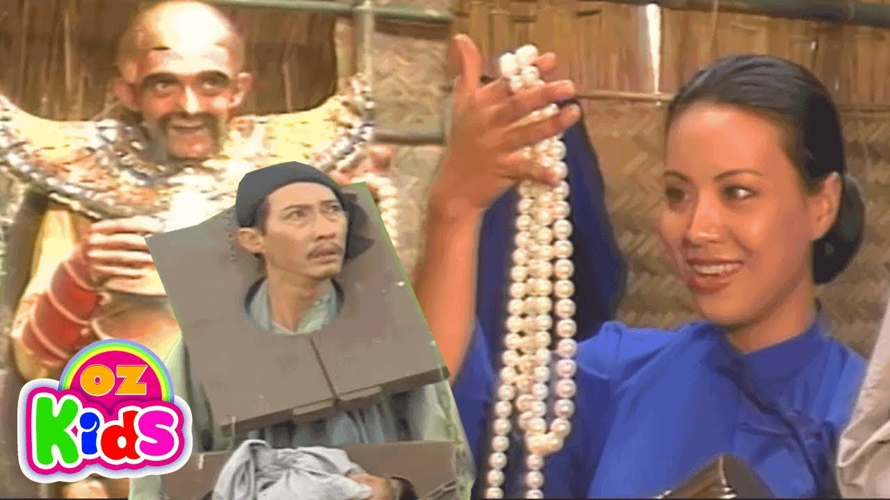 Cổ Tích Việt Nam ý Nghĩa Cảm Động - Vợ Hám Của Hại Chồng - Sự Tích Dã Tràng