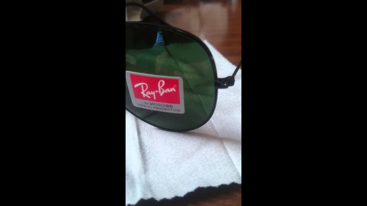 69242e7104 ... closeout ray ban aviator sunglasses aliexpress review youtube 67973  0e1c9