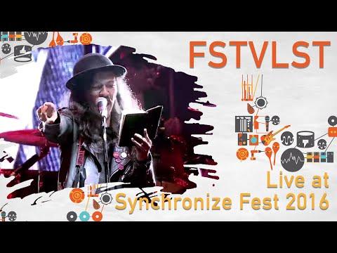 FSTVLST live at SynchronizeFest - 30 Oktober 2016