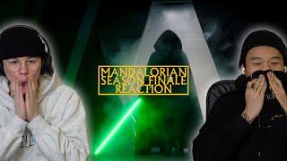 "The Mandalorian SE2 E8 ""The Rescue"" SEASON FINALE REACTION"
