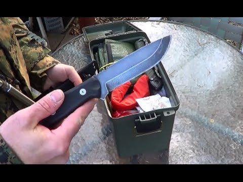 Ammo Box Survival Kit – Preparedmind101