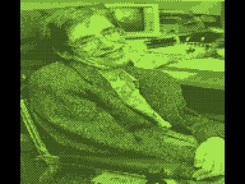 "Stephen Hawking sings ""Self-Control"" by RAF/Laura Branigan (Vocals Only)"