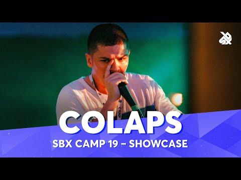 COLAPS   SBX Camp Showcase 2019