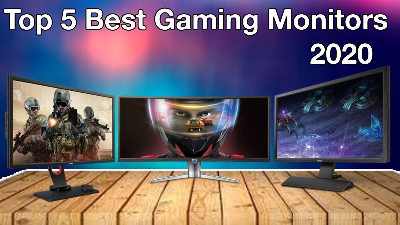 5 Best Budget Gaming Monitors in 2020 ! Hindi