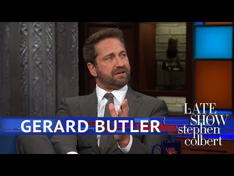 Gerard Butler Spent Seven Years Studying, Practicing Law