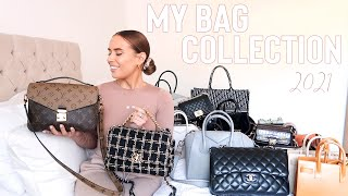 Download lagu Designer Bag Collection 2021 Ft Chanel Louis Vuitton Dior Ysl Suzie Bonaldi