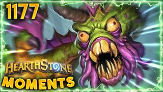 WITNESS THE POWER OF MY CLAWS | Hearthstone Daily Moments Ep.1177