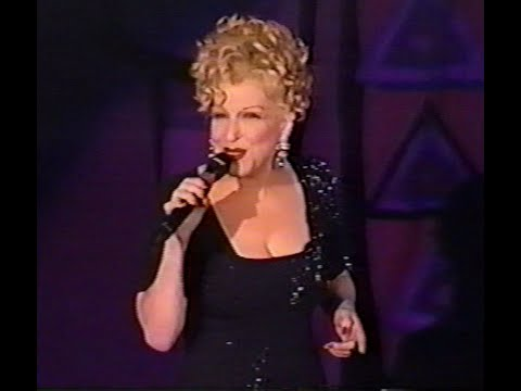 Bette Midler - Stay With Me (Live 1993)