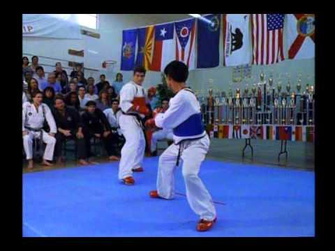Breathing Fire 1991  Jonathan Ke Quan vs Eddie Saavedra  Tournament Finals