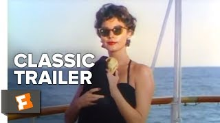 The Barefoot Contessa Official Trailer #1 - Humphrey Bogart Movie (1954) HD