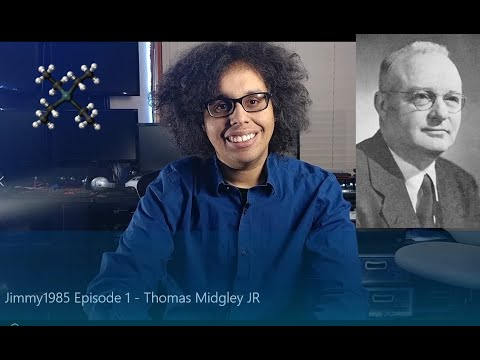 Thomas Midgley Jr - Air Destroyer (The man who caused the most environmental damage in History)