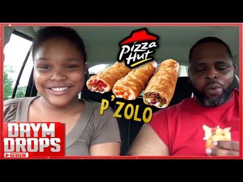 Pizza Huts P'zolo Review