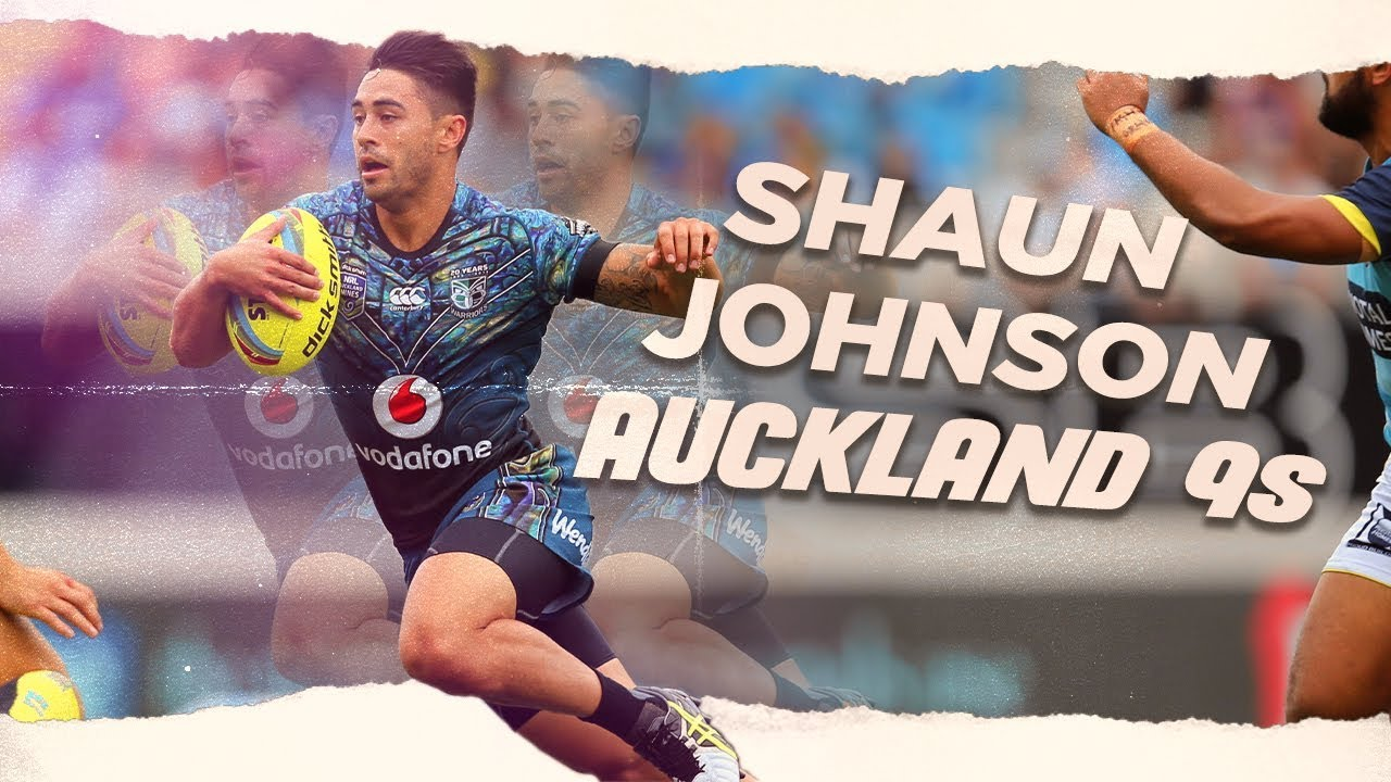 Best of Shaun Johnson 9s