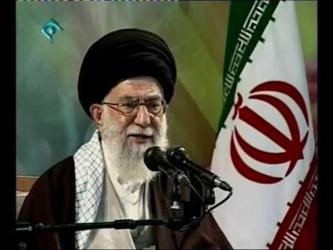 Seyed Ali Khamenei Meeting with Outstanding Personalities of Kermanshah -  Oct 18, 2011