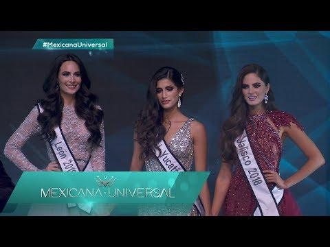¡Ellas son las representantes hispanoamericana e internacional!   Mexicana Universal