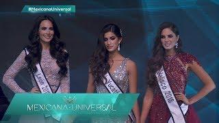 ¡Ellas son las representantes hispanoamericana e internacional! | Mexicana Universal