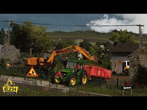 FS17 - Travaux Publics Terrassement Case-Poclain 688 #3