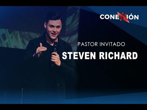invitado especial Steven Richard