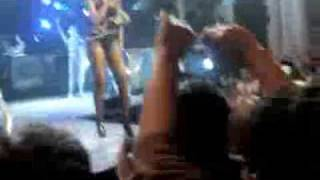 Rihanna Performing Mad House, The Wait 1 Is Ova & R