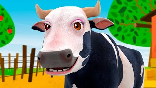 Mix - Lola the Cow and More Songs! | Zenon The Farmer