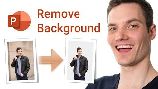 How to Remove Backġround From Picture in PowerPoint