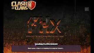 Gambar cover Easy way to download coc fhx version 100% working