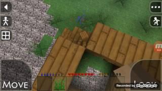 Обзор игры survivalcraft