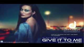 DJ Sava Feat. Misha - Give it to me (Iulian Florea remix)