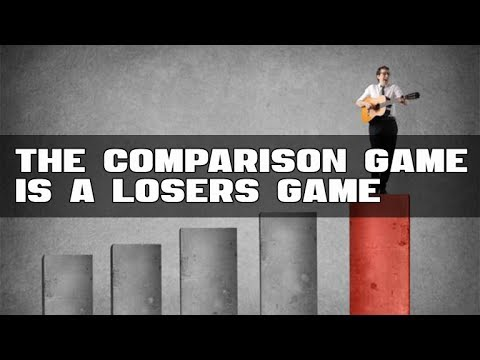 The Comparison Game is a Losers Game