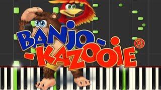 BanjoKazooie - Spiral Mountain (Piano)