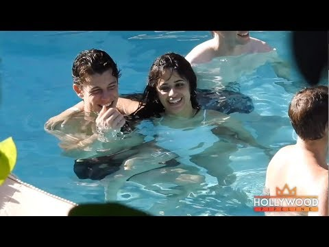 Shawn Mendes and Camila Cabello are Smoking Hot in South Beach Part -2