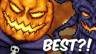 Terraria Top 5 Pumpkin Moon Weapons! | PC, Console, Mobile Events | Halloween