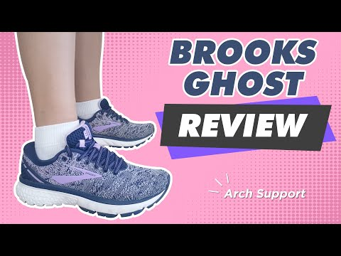 Brooks Ghost 11 Best Running Shoes for Plantar Fasciitis (2020)
