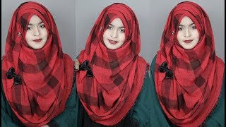 Ramadan Special - Without Inner Cap Layer Hijab Style with Full Coverage | Muna