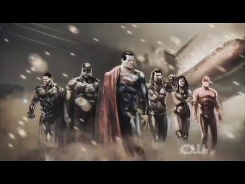 DC Extended Universe - Justice League (Justice League Unlimited Style)