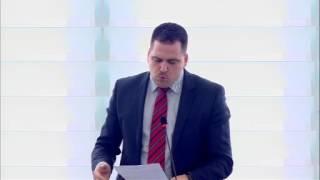 Vystoupení Zdechovského na plenárním vystoupení k podvodům se stáčenými tachometry (21. 11. 2016)