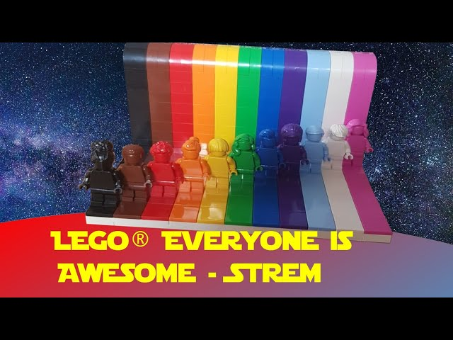 Everyone is awesome - mal kein Lego Star Wars
