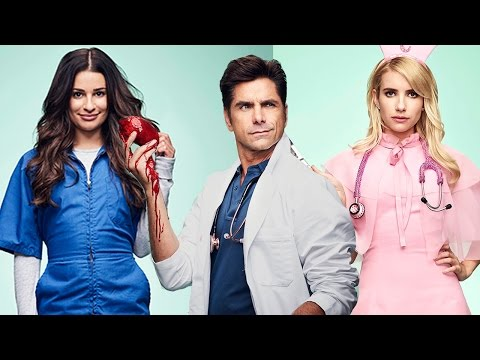 Scream Queens Season 2 BLOODY Promo Pics Released