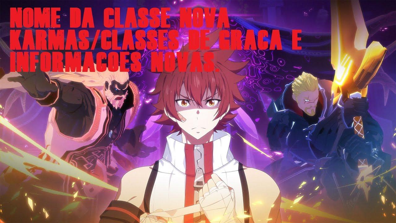 Kurtzpel - CLASSES GRATIS!CLASSE NOVA NOME E+