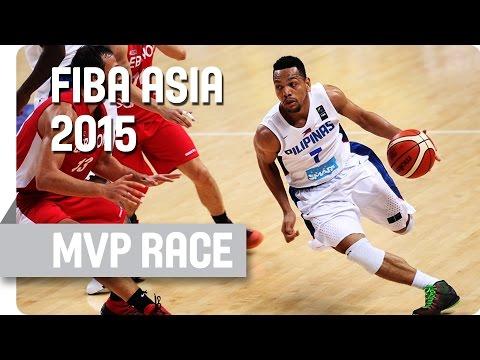 MVP Race: Jayson William's 25 points v Lebanon - 2015 FIBA Asia Championship