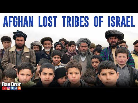 Fascinating Stories Of The 10 Lost Tribes Of Israel In Afghanistan - Rav Dror