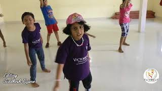 Jaau de na va song NAAL MOVIE kids batch dance choreography by VictoriouS Dance Academy